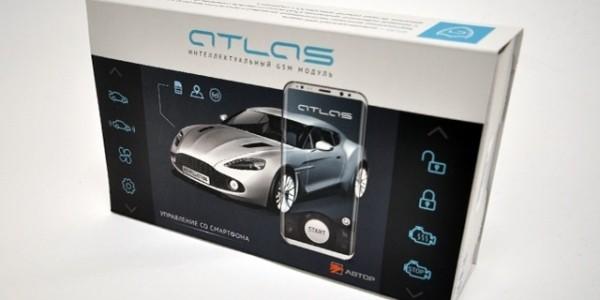 GSM-модуль Atlas