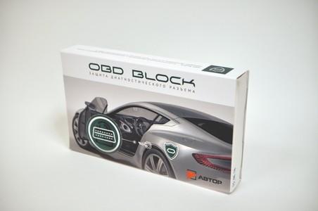Модуль OBD-Block