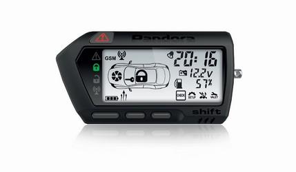 Pandora LCD DXL 705