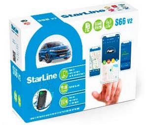 StarLine S66 GSM v2