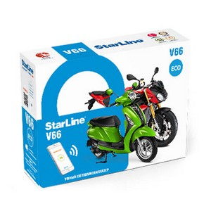 StarLine V66 Eco